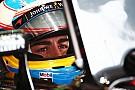 Alonso, contento con su rendimiento en pista