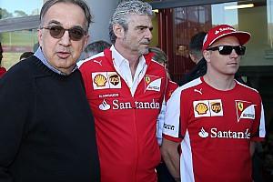 Formula 1 Ultime notizie Marchionne andrà a Melbourne a fare una sorpresa