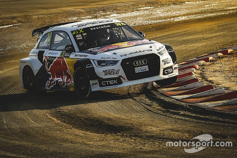 Heikkinen to partner Ekstrom in World Rallycross in 2016