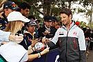Romain Grosjean, votado como