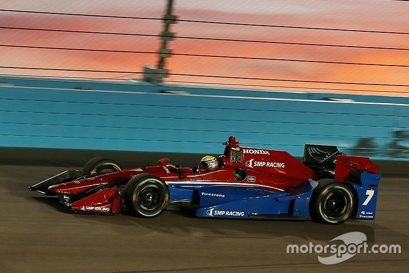 Чавес может стать напарником Алешина в Indy 500