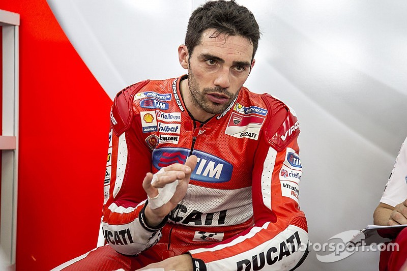 Pirro vervangt Petrucci in MotoGP-weekend Argentinië