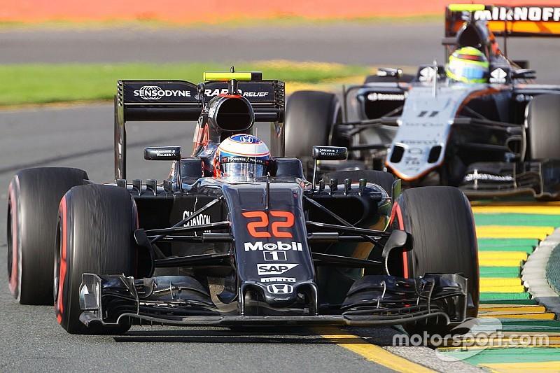Button acredita que McLaren está mais forte do que aparenta