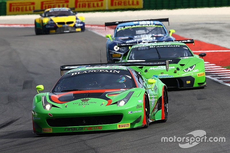 Immense 40-car entry list for Misano round of Blancpain GT Series Sprint Cup