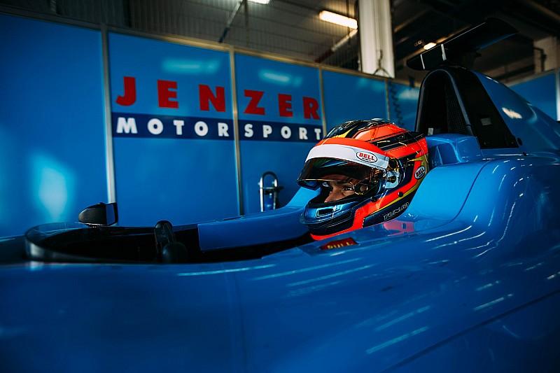Тунхо возвращается в GP3 с Jenzer
