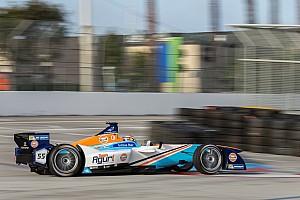 Formule E Kwalificatieverslag Felix da Costa grijpt pole voor Long Beach ePrix, Frijns zesde