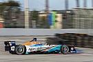 Felix da Costa grijpt pole voor Long Beach ePrix, Frijns zesde