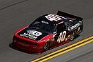 Derek White  suspendido indefinidamente de NASCAR después de la detención