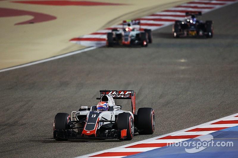 Грожан признан лучшим пилотом Гран При Бахрейна
