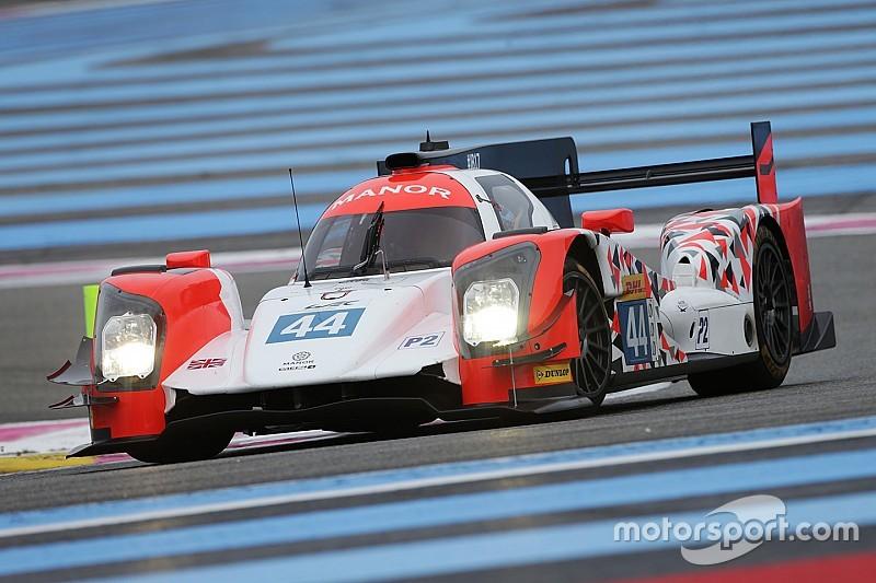 Manor prepara el chasis que llevará Merhi en el WEC