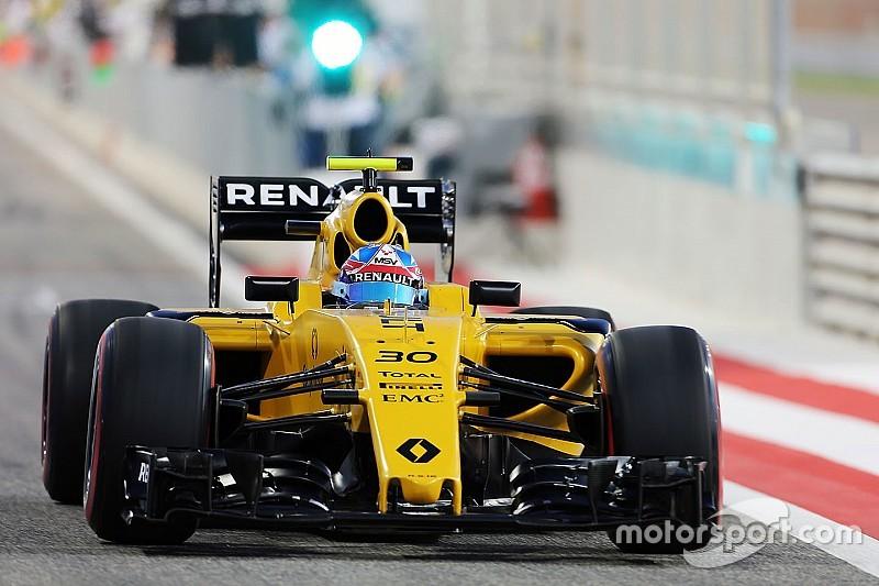 فاسور: سرعة رينو خلال السباق ليست بعيدة عن ويليامز