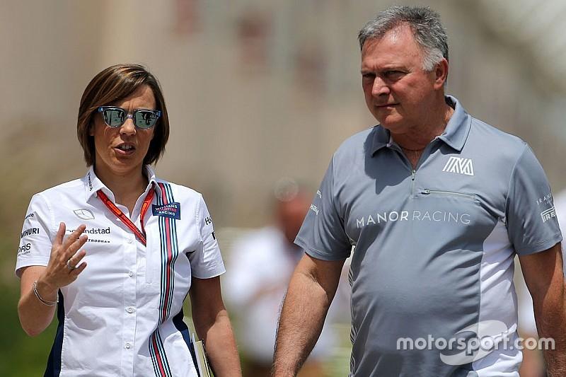 """Claire Williams: """"La F1 ha aprendido del fracaso de la clasificación"""""""