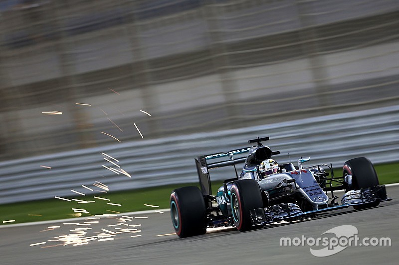 Lewis Hamilton vor dem Grand Prix von China: Schon Schlimmeres überstanden