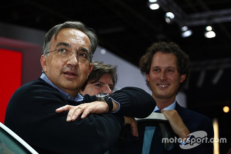 Ferrari-baas vertrekt, Marchionne neemt stokje over