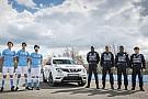 VIDEO: Jugadores del Manchester City prueban como pilotos