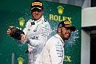 Rosberg-Hamilton: ora è anche una