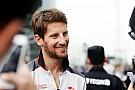 Los que critican a Haas están celosos, asegura Grosjean