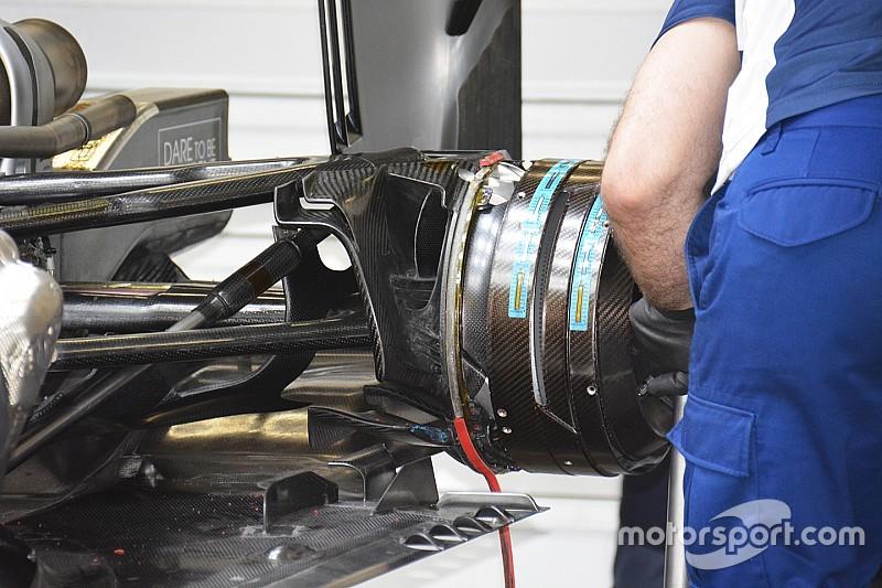 Williams culpa a las llantas de los problemas de Massa en FP1