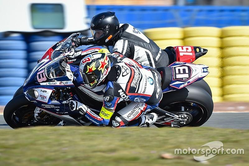 Rico Penzkofer: Pole Position nehmen, weiter hart arbeiten