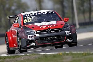 WTCC Qualifyingbericht WTCC Slovakiaring: Lada verpasst die Sensation im Qualifying