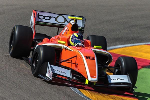Pole position con brivido per Dillmann ad Aragon