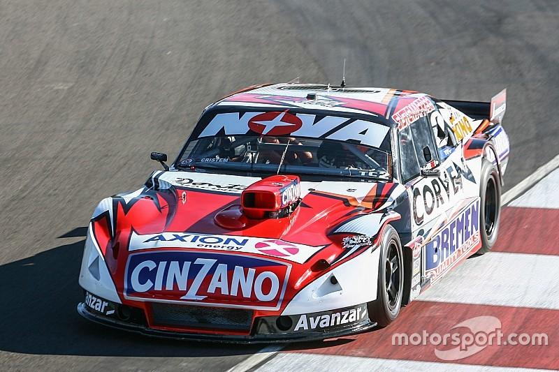 Rossi le ganó un gran duelo a Ortelli en Concordia