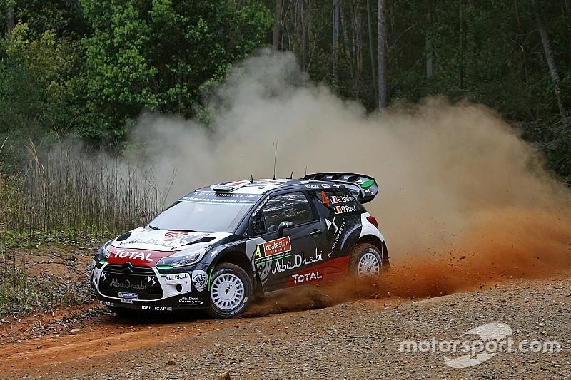 科夫斯港不再赞助WRC澳洲站的比赛