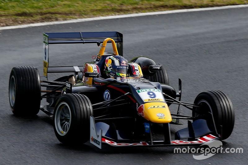 Sette Camara centra il miglior tempo nei test dell'Hungaroring