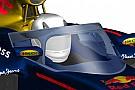 تصميم ريد بُل لحماية قمرة القيادة قد يكون جاهزاً لموسم 2017
