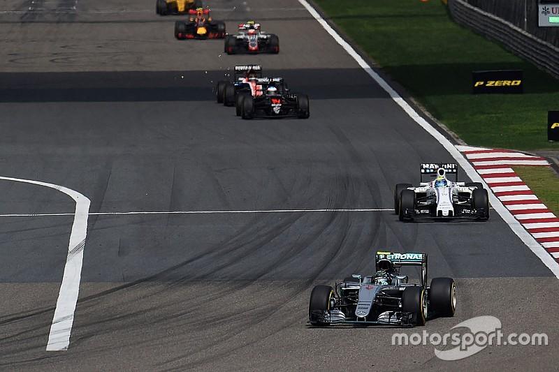 La F1 está lista para aumentar el límite de combustible en 2017