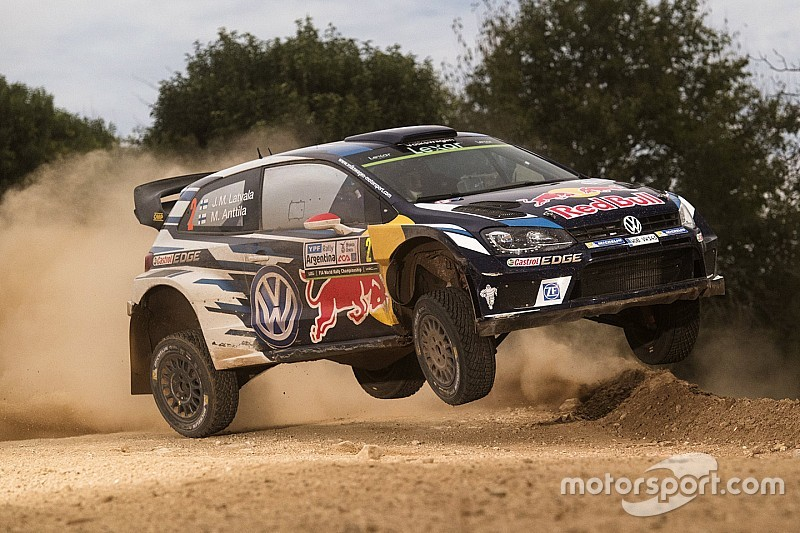 Latvala sigue al frente en Argentina