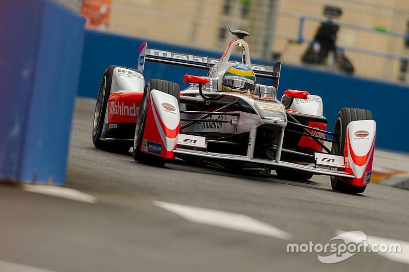Problemas en los neumáticos afectaron a Senna