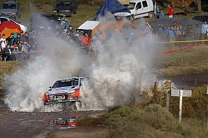 WRC Dagverslag Video: Heftige klapper Jari-Matti Latvala, Paddon nieuwe leider