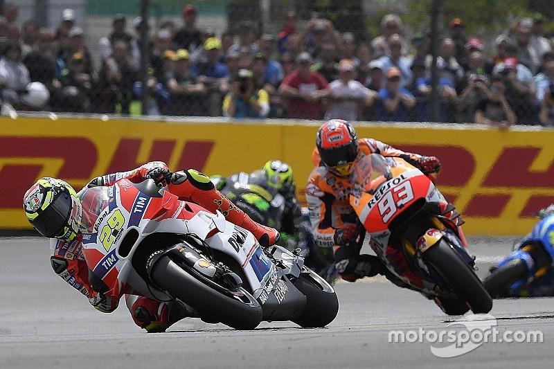 Ducati veta a Honda del Red Bull Ring