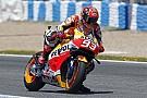 Marquez davanti a Lorenzo nei test di Jerez de la Frontera