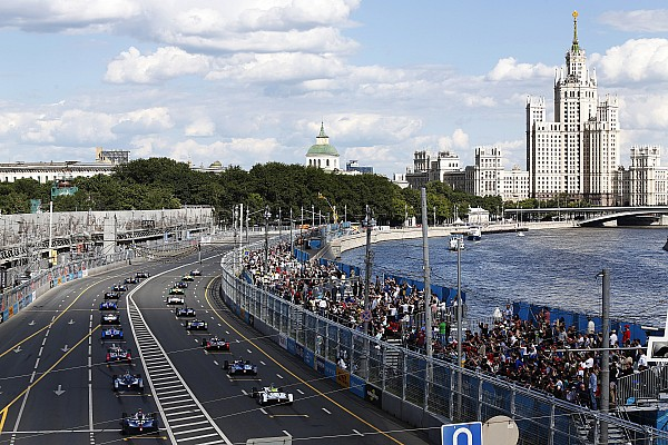 Formula E Moscow Formula E race set for cancellation