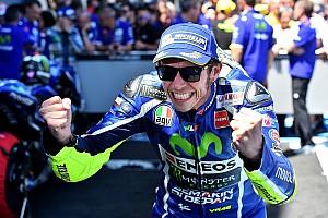 MotoGP Contenu spécial La chronique de Randy Mamola - Le message de Valentino Rossi
