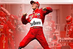 O Bir Yaşayan Efsane 'Michael Schumacher'