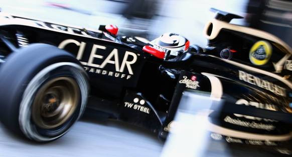Raikkonen: Lotus Çin'de lastik konusunda dersini aldı