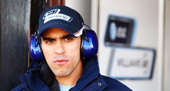 Maldonado'ya grid cezası
