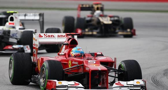 Ferrari'nin kazanan son aracı F2012'nin iç yüzü