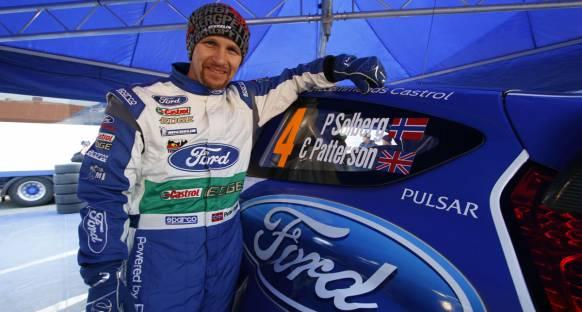 Petter Solberg, Fafe sprint rallisinin galibi