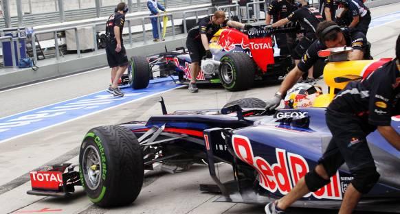 Vettel: Sert lastik seçiminin stratejiyle ilgisi yok
