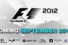 F1 2012'de genç pilot testleri olacak