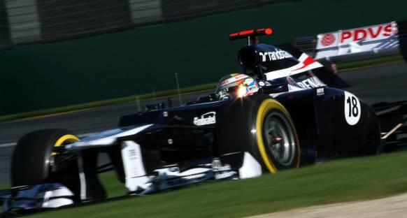 Maldonado: Red Bull ve McLaren'den çok uzak değiliz