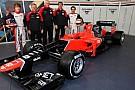 Marussia performans açısından MR01'e güveniyor