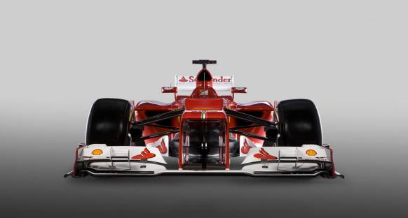 'Ferrari çirkin değil'