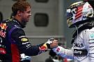 'Lewis'i Red Bull'da Vettel'le görmek isterdim'