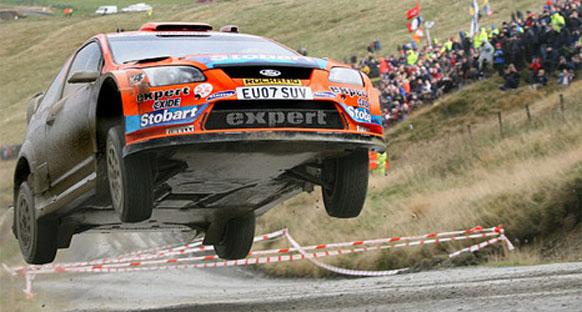 2012 WRC'ye tarihi başlangıç
