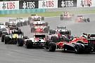 'Koltuğunu kaybedenler F1 için kayıp değil'